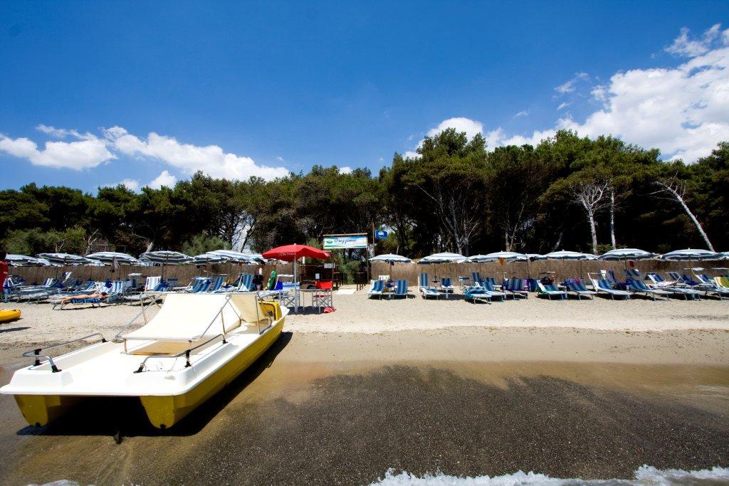I parchi della val di cornia bellezza allo stato puro spiaggia attrezzata - Bagno pineta follonica ...