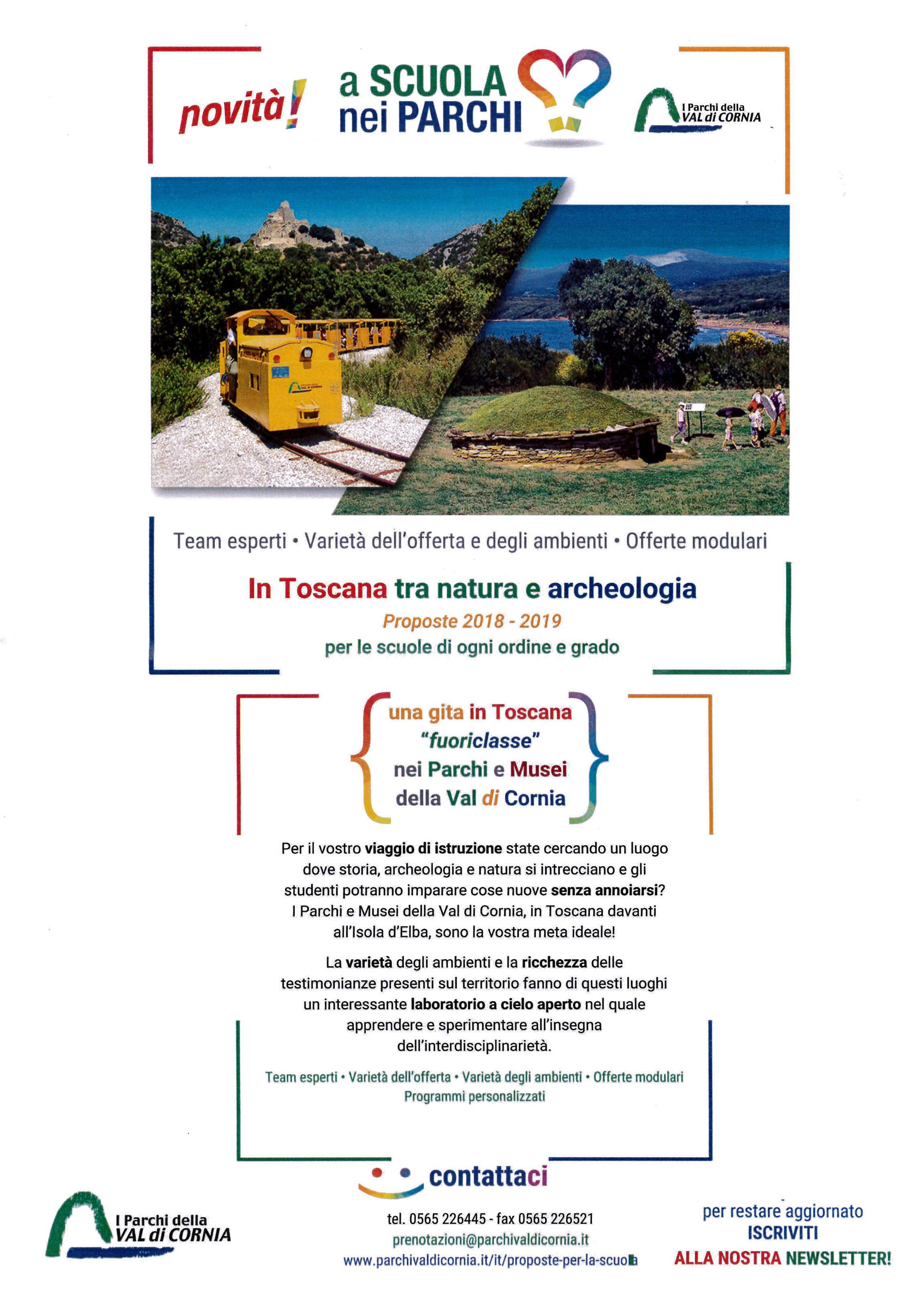 438230edb5 I Parchi della Val Di Cornia: bellezza allo stato puro - Proposte ...